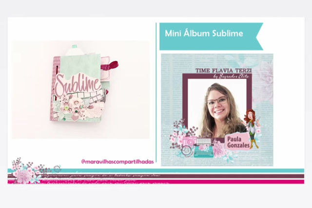 Mini Álbum Sublime