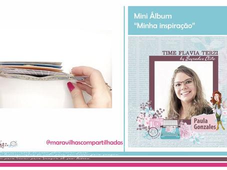"Mini Álbum ""Minha Inspiração"""