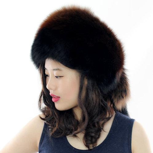 High Quality Fox Fur Hat