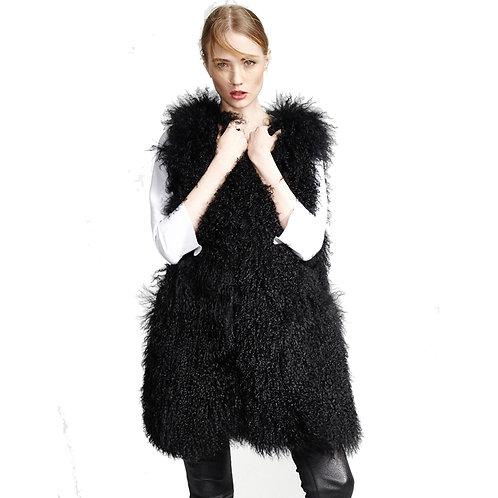 DMGB268 Mongolia Lamb Duster Vest