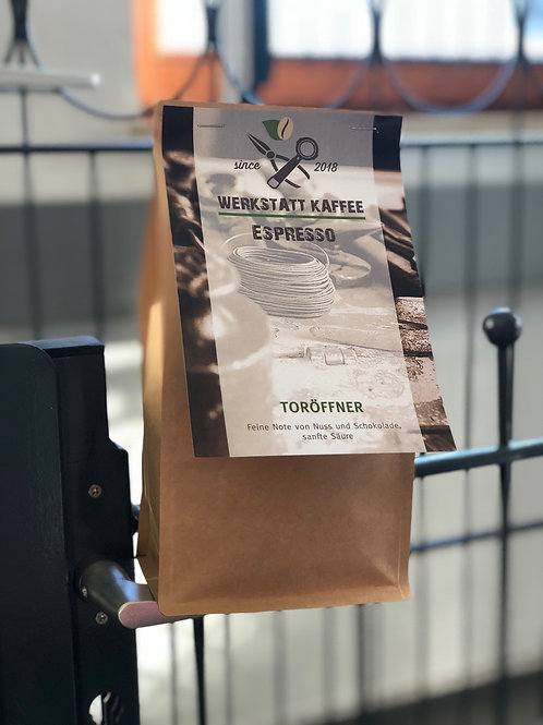 Toröffner Espresso