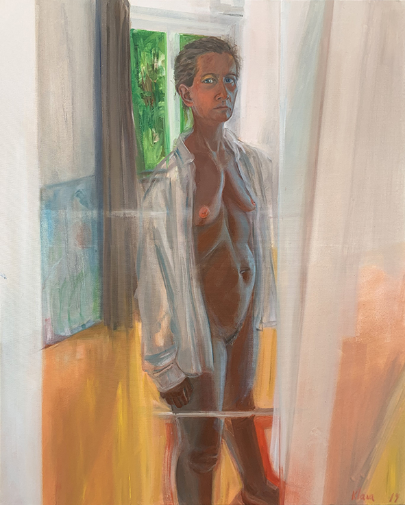 Autoportrait Klara-s
