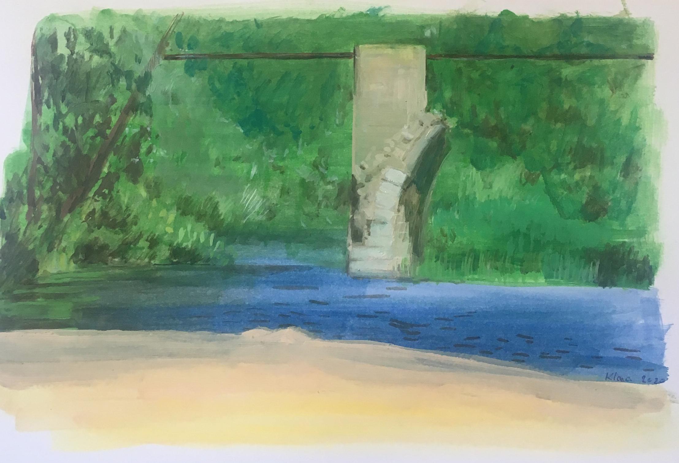 Le pont oublié-s