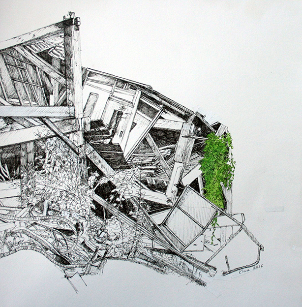 ruines meudon s