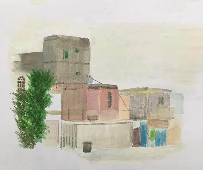 village_chiite_Bahreïn_s