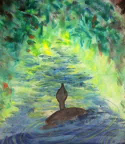 Turtle Wisdom Eco-Art Therapy