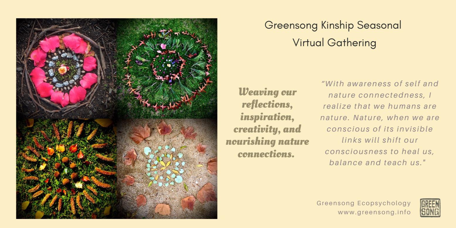 Greensong Kinship Spring Circle