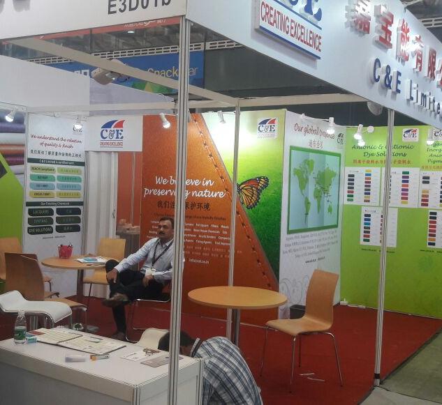 C&E_India International Leather Fair_1