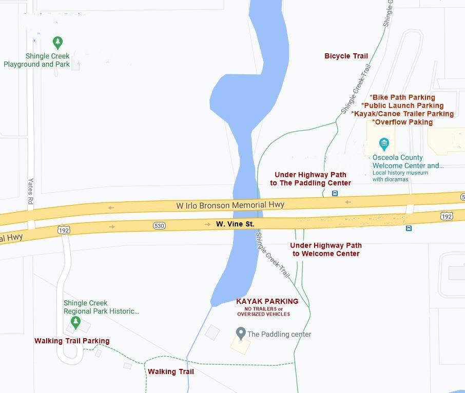 Shingle Creek Regional Park Steffee Land