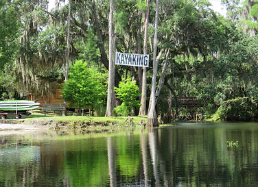 Kayak Rentals and Tours near Orlando, Di