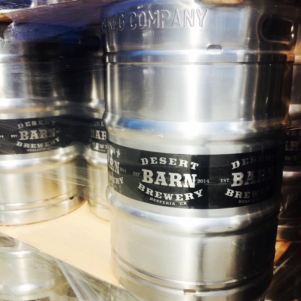 Desert Barn Brewery