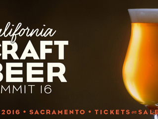 2016 California Craft Beer Summit