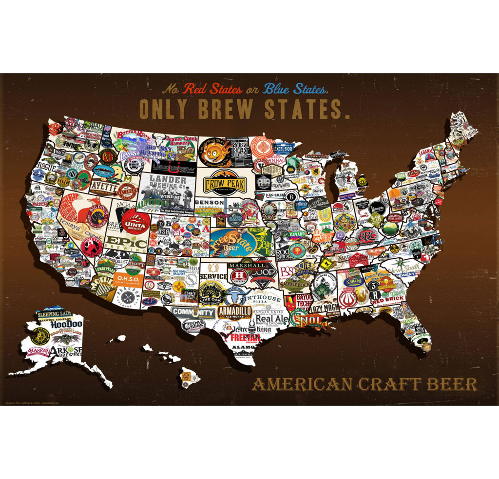 Brewinsurecom Specialized Insurance Coverages For Usa Beer Map