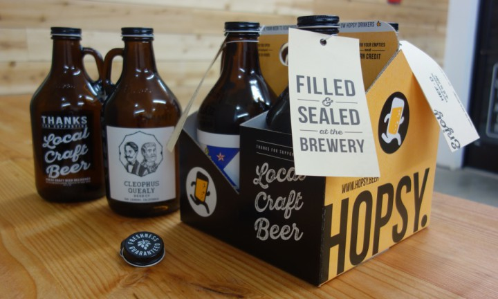 Craft Beer Delivery Service NOW Operational in New York City