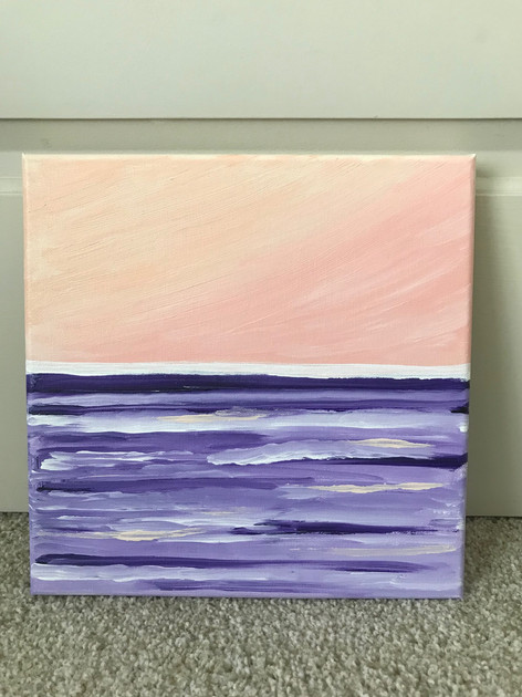 Amethyst Sea