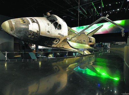 Kennedy Space Center's Atlantis attraction wins top design award