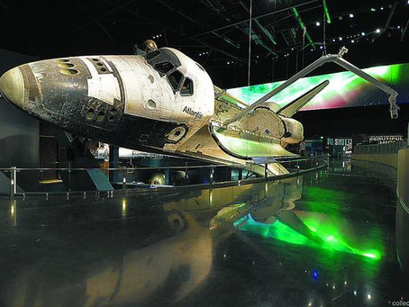 Kennedy Space Center's Atlantis attraction wins top design award