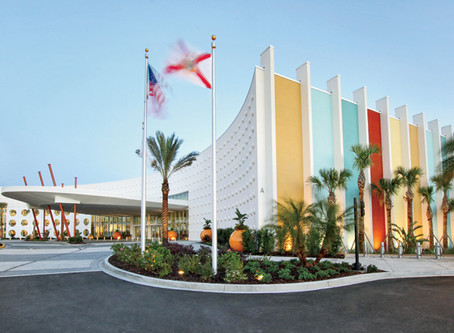 The Mid Century Motel gets Supersized at Universal Orlando