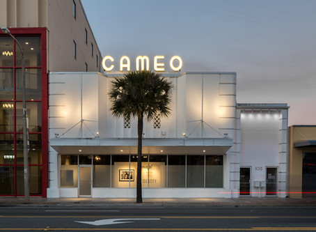 Historic Cameo Theater Gets AIA Florida Award
