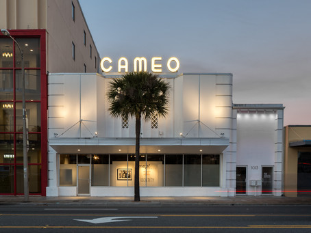 Historic Cameo Theater Gets AIA Florida Award