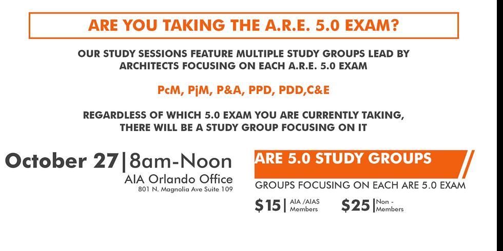 YAF - A.R.E Study Sessions