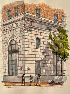 Orange Ave Bank Building
