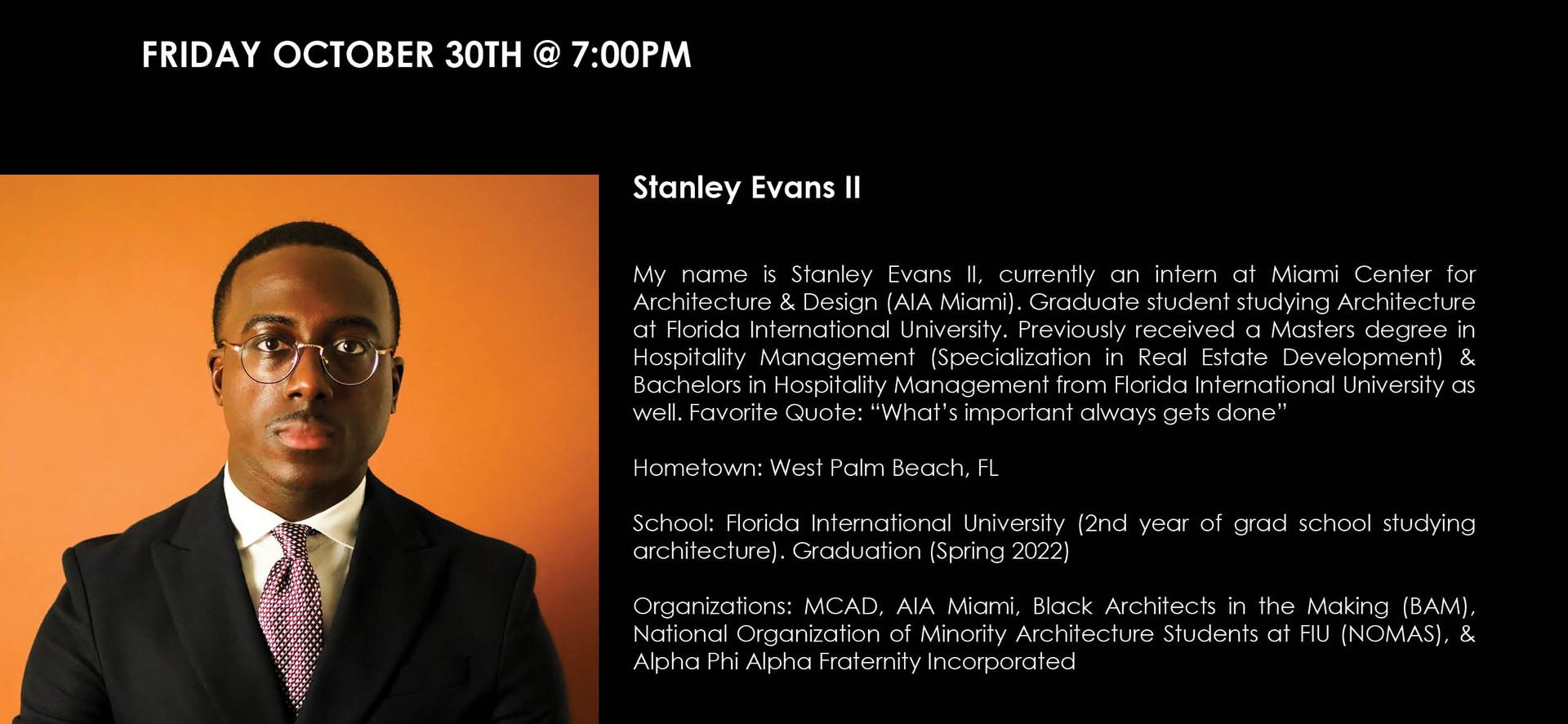Stanley Evans II