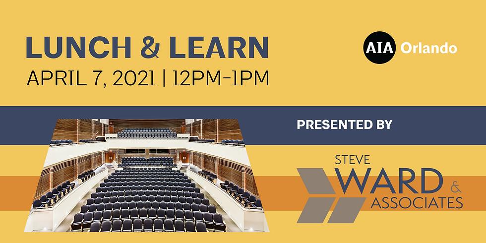 Lunch & Learn Featuring Steve Ward & Associates