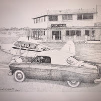 Orlando Airport 1950's