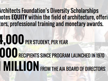 Diversity Architecture Student Scholarships