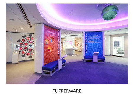 Tupperware wins IIDA Challenges Design Award