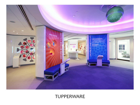Tupperware wins IIDA Challenges Design Award