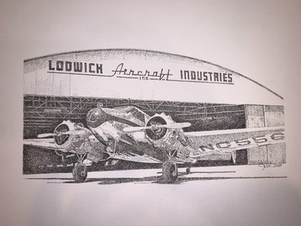 Lakeland Airport 1950's