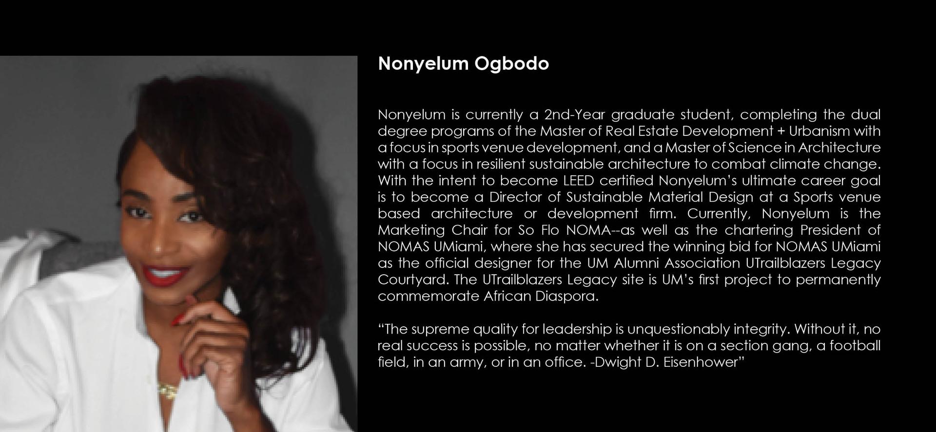 Nonyelum Agbodo