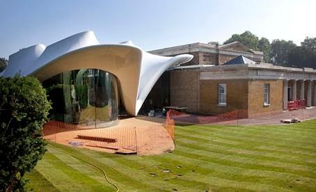 Zaha Hadid: 'I don't make nice little buildings'