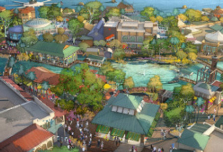 Downtown Disney expanding to become Disney Springs
