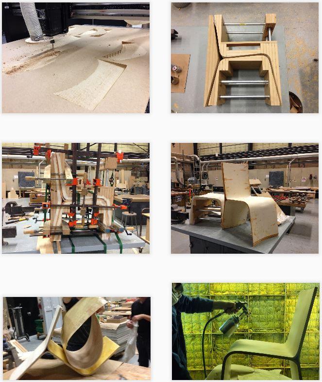 tangent chair process