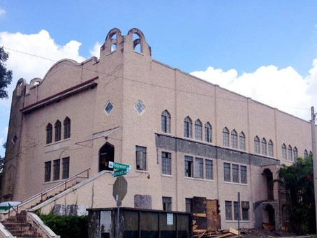 Historic Church near Downtown Orlando Becomes Townhomes