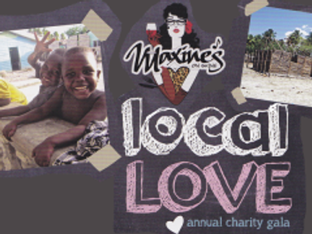 Local Love at Maxines Nov 9th