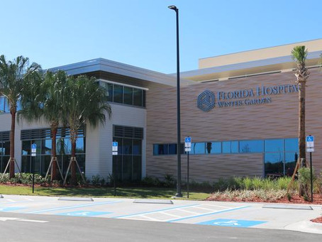 Florida Hospital Winter Garden Opens