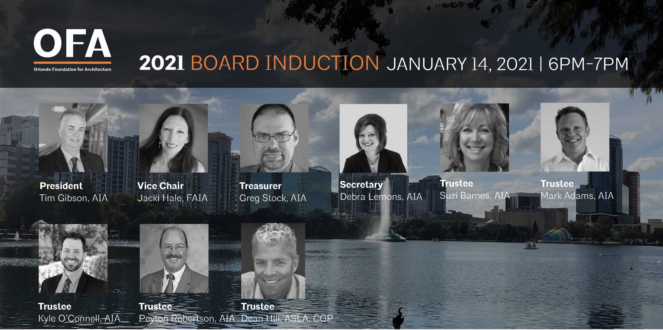 2021 Board Induction