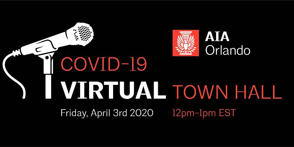 COVID-19 Virtual Town Hall