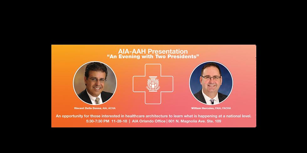 AIA-AAH Presentation