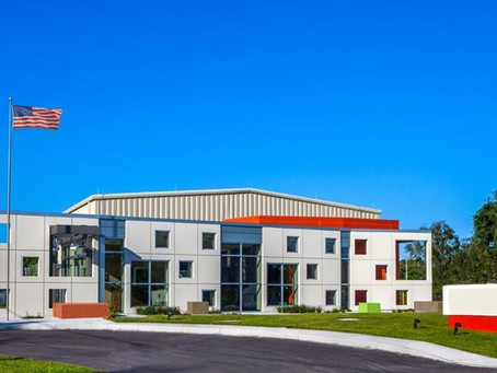 New Community Center Marydia, 2014 AIA Orlando Merit Award