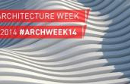 National Architecture Week, Instagram and More!
