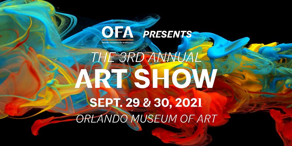 3rd Annual OFA Art Show
