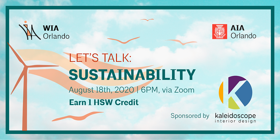 Let's Talk: Sustainability