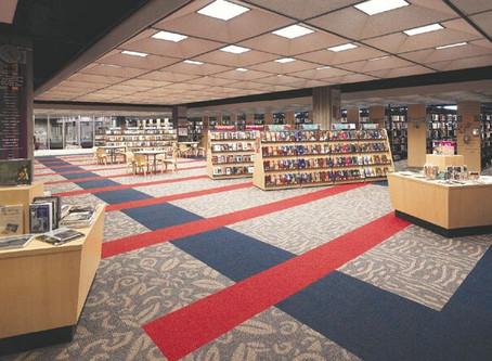 10 Years Ago, Orlando Public Library Interiors