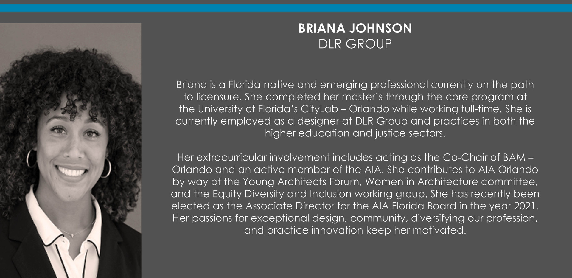 Briana Johnson, AIA