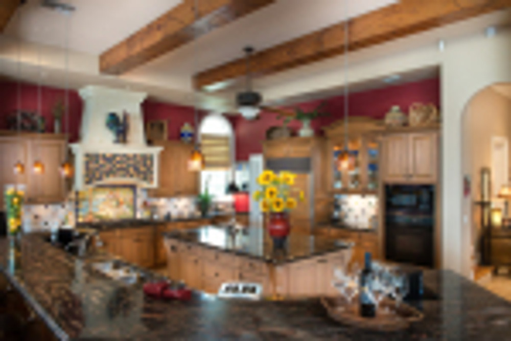 Trad Custom Kitchen_Mark Matuszek